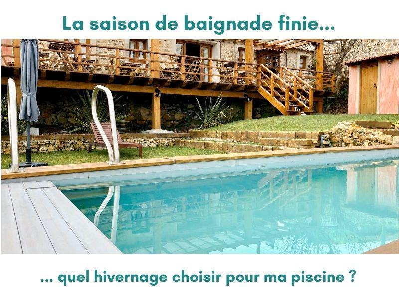 Actu - Hivernage piscine -LES JARDINS EN CASCADES