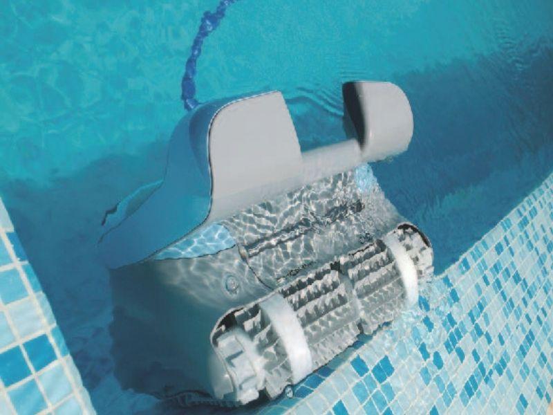 Actu - Robots pour piscine - robot nettoyage piscine - les jardins en cascades