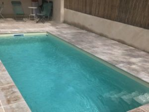 Actualité - la piscinette qui a tout d'une grande piscine - Les jardins en Cascades