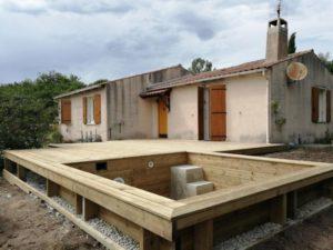 Actualité - piscine en bois - Les Jardins en Cascades